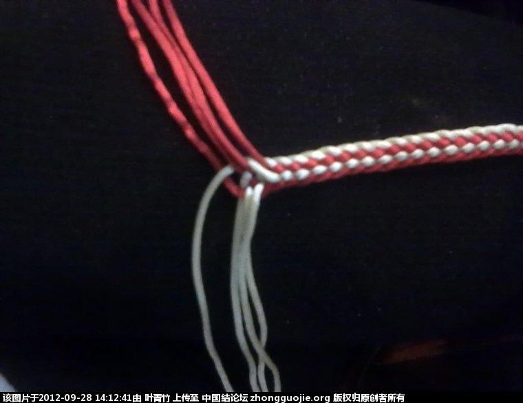 中国结论坛 徒手八股绳多种编法汇总 终于全部做完了 教程,还是 视频教程区 141240zn1738nr88mnv7km