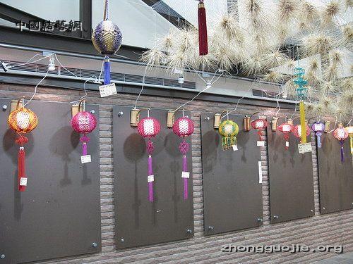 中国结论坛 中国结展会:灯结情缘  作品展示 ap_F23_20090107032108586